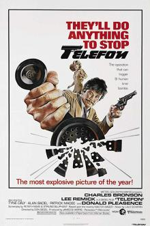 Films, June 27, 2019, 06/27/2019, Telefon (1977): Russian Agent Tries To Stop A Call