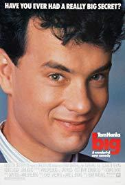 Movie in a Parks, June 10, 2019, 06/10/2019, Penny Marshall's Big (1988): With Tom Hanks, Elizabeth Perkins, Robert Loggia (Outdoors)