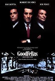 Movie in a Parks, July 29, 2019, 07/29/2019, Martin Scorsese's Oscar-Winning Goodfellas (1990): With Robert De Niro, Ray Liotta, Joe Pesci (Outdoors)