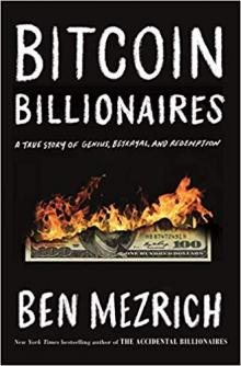 Author Readings, June 19, 2019, 06/19/2019, Bitcoin Billionaires: A True Story of Genius, Betrayal, and Redemption