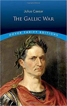 Book Clubs, June 18, 2019, 06/18/2019, The Gallic War: Julius Caesar's Classic Text