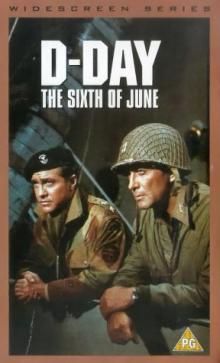 Films, June 21, 2019, 06/21/2019, D-Day the Sixth of June (1956): Ameircan And British Officers Fall In Love With The Same Woman