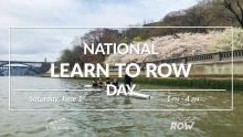 Workshops, June 01, 2019, 06/01/2019, National Learn to Row Day