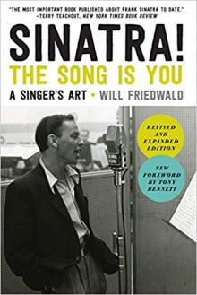 Author Readings, June 12, 2019, 06/12/2019, Sinatra! The Song is You