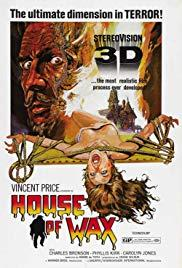 Films, June 25, 2019, 06/25/2019, House of Wax (1953): Museum Director's Revenge