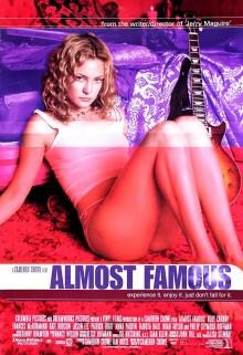 Films, June 07, 2019, 06/07/2019, Almost FamousWith Kate Hudson (2000): Oscar Winning Comedy Drama