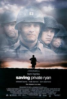 Films, June 14, 2019, 06/14/2019, Saving Private Ryan With Tom Hanks (1998): Five Time Oscar Winning War Drama By Steven Spielberg