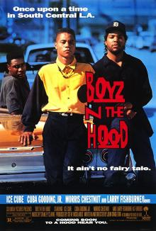 Films, June 01, 2019, 06/01/2019, Boyz n the Hood With Cuba Gooding Jr. (1991): Two Time Oscar Nominated Crime Drama