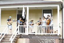 Concerts, June 23, 2019, 06/23/2019, Porch Stomp 2019: A Participatory Folk Festival