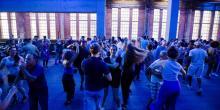 Dancings, August 07, 2019, 08/07/2019, ¡Arriba! Latin Dance Party