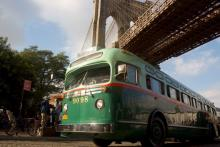 Festivals, June 09, 2019, 06/09/2019, New York Transit Museum's 26th Annual Bus Festival