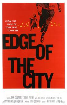 Films, June 07, 2019, 06/07/2019, Edge of the City (1957): Film Noir Drama On Friendship