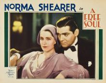 Films, June 12, 2019, 06/12/2019, A Free Soul (1931): Oscar Winning Drama WithNorma Shearer, Lionel Barrymore And Clark Gable