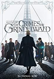 Films, June 04, 2019, 06/04/2019, Fantastic Beasts: The Crimes of Grindelwald (2018): J.K. Rowiling Adaptation (Outdoors)