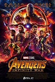 Films, June 08, 2019, 06/08/2019, Avengers: Infinity War (2018): Superhero Smackdown (Outdoors)