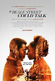 Movie in a Parks, June 11, 2019, 06/11/2019, If Beale Street Could Talk (2018): Oscar-Winning Drama (Outdoors)