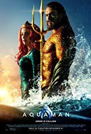 Movie in a Parks, June 19, 2019, 06/19/2019, Aquaman (2018): Superhero Epic with Jason Momoa, Amber Heard, Willem Dafoe (Outdoors)