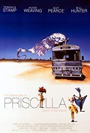 Films, June 20, 2019, 06/20/2019, The Adventures of Priscilla, Queen of the Desert (1994): Cross-Dressing Comedy with Hugo Weaving, Guy Pearce, Terence Stamp (Outdoors)