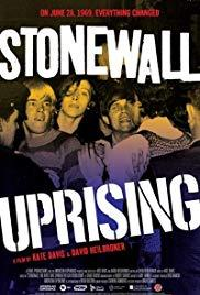 Movie in a Parks, June 26, 2019, 06/26/2019, Stonewall Uprising (2010): Documentary on the Seminal Rebellion of the Gay Rights Movement (Outdoors)