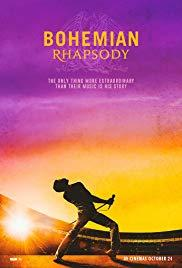 Films, June 27, 2019, 06/27/2019, Bohemian Rhapsody (2018): Oscar-Winning Rock Biopic (Outdoors)