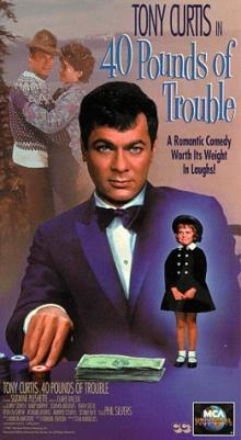 Films, June 06, 2019, 06/06/2019, 40 Pounds of Trouble (1962): Casino Manager Takes A Little Girl To Disneyland
