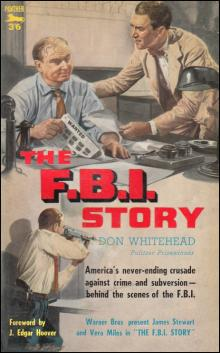Films, June 12, 2019, 06/12/2019, The FBI Story (1959): The Agent Recalls The Battles