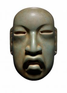Gallery Talks, June 01, 2019, 06/01/2019, Faces for Eternity: Small Masks from Pre-Columbian Mesoamerica
