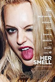 Films, August 29, 2019, 08/29/2019, Her Smell (2018): Rock Drama with Elisabeth Moss, Cara Delevingne, Virginia Madsen