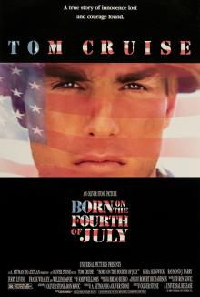 Films, July 06, 2019, 07/06/2019, Oliver Stone's Born on the Fourth of July (1989): Two Time Oscar Winning War Drama With Tom Cruise
