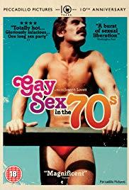 Films, June 20, 2019, 06/20/2019, Gay Sex in the 70s (2005): Post-Stonewall, Pre-AIDS