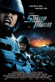 Films, June 21, 2019, 06/21/2019, Starship Troopers (1997): Oscar Nominated Military Science Fiction