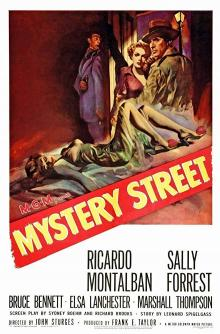 Films, June 10, 2019, 06/10/2019, Oscar Nominated Mystery Street (1950): Harvard Professor Helps Police