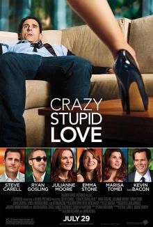 Films, June 14, 2019, 06/14/2019, Crazy, Stupid, Love. (2011): Romantic Comedy With Julianne Moore, Ryan Gosling And Emma Stone