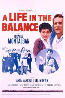 Films, June 24, 2019, 06/24/2019, A Life in the Balance (1955): Poor Father Mistaken For A Serial Killer