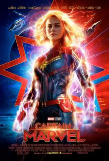 Films, August 22, 2019, 08/22/2019, Captain Marvel (2019): Superhero Movie With Brie Larson And Samuel L. Jackson