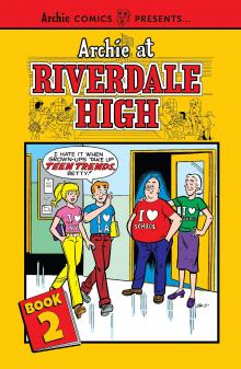 Book Clubs, July 09, 2019, 07/09/2019, Archie at Riverdale High Vol. 2