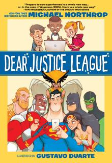 Book Clubs, August 06, 2019, 08/06/2019, Dear Justice League