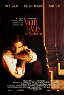 Films, July 17, 2019, 07/17/2019, Night Falls on Manhattan (1996): Finding Familiar Faces In A Corruption Investigation In New York