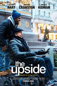 Films, July 19, 2019, 07/19/2019, The Upside (2017): Comedy Drama With Bryan Cranston, Kevin Hart And Nicole Kidman