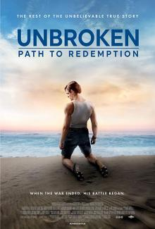 Films, June 27, 2019, 06/27/2019, Unbroken: Path to Redemption (2018): Biographical Drama Based On A True Story