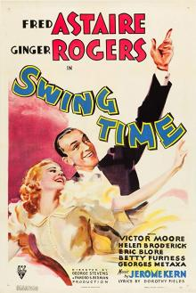 Films, October 01, 2019, 10/01/2019, Swing Time (1936): Oscar Winning Comedy Musical with Fred Astaire, Ginger Rogers,