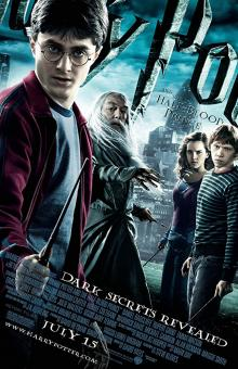 Films, July 10, 2019, 07/10/2019, Harry Potter and the Half-Blood Prince (2009): Sixth Of The Series