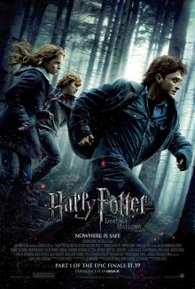 Films, July 24, 2019, 07/24/2019, Harry Potter and the Deathly Hallows: Part 1 (2010): Seventh Of The Series