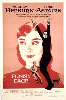 Screenings, August 23, 2019, 08/23/2019, Funny Face With Audrey Hepburn (1957): Four Time Oscar Nominated Musical Comedy