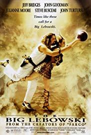 Movie in a Parks, August 08, 2019, 08/08/2019, Joel & Ethan Coen's The Big Lebowski (1998): Cult Classic with Jeff Bridges, John Goodman, Julianne Moore (Outdoors)