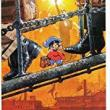 Movie in a Parks, August 15, 2019, 08/15/2019, An American Tail (1986): Mouse in the Big City (Outdoors)