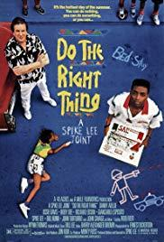 Movie in a Parks, July 31, 2019, 07/31/2019, Spike Lee's Do the Right Thing (1989): With Danny Aiello, Ossie Davis, Ruby Dee (Outdoors)