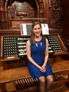 Concerts, July 12, 2019, 07/12/2019, Pipes at One Organ Recital