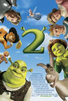 Films, July 17, 2019, 07/17/2019, Shrek 2 (2004): Two Time Oscar Nominated Animation