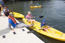 Workshops, August 24, 2019, 08/24/2019, Kayaking Class